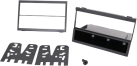 RTA 002.374S1-0 - 1-2 DIN mascherina - Nero