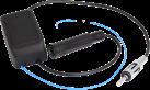 RTA FM Antennenverstärker - Schwarz/Blau