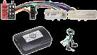 RTA - Sterzo adattatore telecomando - Per Fiat/Nissan/Opel/Renault - Nero/Rosso