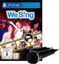 We Sing - inkl. 2 Mikrofone, PS4 [Version allemande]