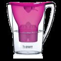 BWT Penguin - Tischwasserfilter - 2.7 l - inkl. 1 Filterkartusche - Violett