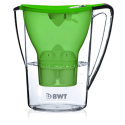 BWT Penguin - Carafe filtrante - 2.7 l - incl. 1 cartouche de filtre - Vert
