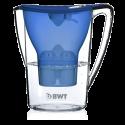 BWT Penguin - Tischwasserfilter - 2.7 l - inkl. 1 Filterkartusche - Blau