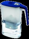 BWT Slim - Tischwasserfilter - 3.6 l - inkl. 1 Filterkartusche - Blau