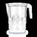 BWT Penguin - Tischwasserfilter - 2.7 l - inkl. 1 Filterkartusche - Weiss