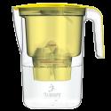BWT Vida - Tischwasserfilter - 2.6 l - inkl. 1 Filterkartusche - Gelb