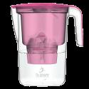 BWT Vida - Tischwasserfilter - 2.6 l - inkl. 1 Filterkartusche - Pink