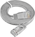 Wirewin CAT6 SLIM UTP - Câble Patch - 2 m - Gris