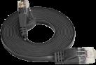 Wirewin - UTP-kabel - 5 m - Schwarz