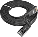 Wirewin - Cavo-STP - 3 m - Nero