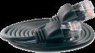 Wirewin - UTP-kabel - 3 m - Schwarz