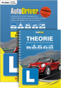 Fahrschule AutoDriver Kat. A, A1, B, M, F, G inkl. App + Theoriebuch, PC/MAC