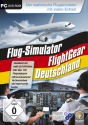 Flight Gear Flugsimulator Deutschland, PC [Version allemande]