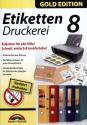 Gold Edition: Etiketten Druckerei 8, PC [Versione tedesca]