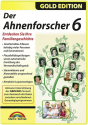 Gold Edition - Der Ahnenforscher 6, PC [Versione tedesca]