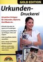 Gold Edition - Urkunden-Druckerei, PC [Versione tedesca]
