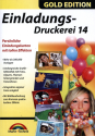 Gold Edition - Einladungs-Druckerei 14, PC [Versione tedesca]