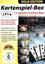 Gold Edition: Kartenspiel-Box - 17 Spiele in einer Box, PC