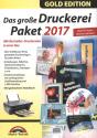 Gold Edition - Das grosse Druckerei Paket 2017, PC [Versione tedesca]