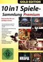 Gold Edition - 10 in 1 Spielesammlung Premium, PC [Version allemande]
