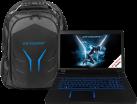 MEDION ERAZER X7847 (MD60353) - Gaming Notebook - Full HD-Display 17.3 / 43.9 cm - Schwarz + MEDION ERAZER S89070