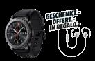 Samsung Gear S3 frontier - Smartwatch - Super AMOLED 1.3 - Grigio scuro