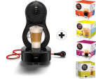 Krups Dolce Gusto Lumio Black + 4 paquets