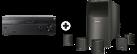 Bose Acoustimass 6 Series V, schwarz + Sony STR-DN1080 - 7.2-Kanal AV-Receiver - 165 W/Kanal - Schwarz