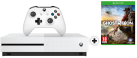 Microsoft Xbox One S, 500GB + Ghost Recon: Wildlands, Xbox One, multilingual