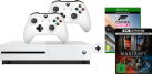 Microsoft Xbox One + Forza Horizon 3 + 2 Controller + Warcraft: The Beginning 4K