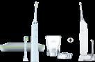 PHILIPS Sonicare DiamondClean - Elektrische Zahnbürste - 31'000 Bewegungen/Min. - Weiss + PHILIPS Sonicare AirFloss Ultra - Gerät zur Zahnzwischenraumreinigung