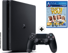 Sony PS4 Slim - Console - 500 Go HDD - Noir + That's you!, PS4, Multilingue