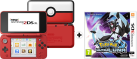 Nintendo New 2DS XL - Poké Ball Edition + Pokémon Ultramond [Italienische Version]