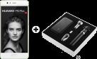 HUAWEI P10 Plus - Android Smartphone - 128 GB Speicher - Grün + Huawei Powerbox - Weiss