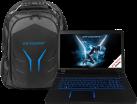 MEDION ERAZER X7849 (MD60354) - Gaming Notebook - Full HD-Display 17.3 / 43.9 cm - Schwarz + MEDION ERAZER S89070