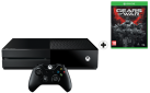 Microsoft Xbox One, 1 TB + Gears of War Ultimate Edition, Xbox One [Französische Version]