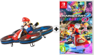 Mario Kart 8 Deluxe, Switch [Französische Version] + Carrera RC Mario-Copter