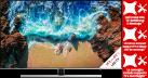 SAMSUNG UE65NU8000 - LCD/LED-TV - 65 - 4K - HDR - Smart TV - Schwarz + Wandmontage + Heimlieferung
