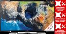 SAMSUNG UE65MU6270 - LCD/LED TV - 65/165 cm - Curved Design - Schwarz + Wandmontage + Heimlieferung