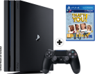 Sony PS4 Pro - Spielkonsole - 1 TB HDD - Schwarz + That's you!, PS4, Multilingual