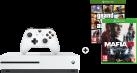 Microsoft Xbox One S 500 GB inkl. Mafia 3 + GTA V [Französische Version]