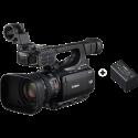 Canon XF100 - Videokamera - Schwarz + Canon BP-955