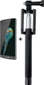 ISY ISW-1001, schwarz + TP-LINK Neffos C5 Max - Smartphone - 16 GB - Dunkelgrau