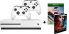 Microsoft Xbox One S + Forza Horizon 3 (Play Anywhere DLC) - 500GB - Weiss + Microsoft Xbox One Wireless Controller, weiss + Warcraft L'inizio 4K [Italienische Version]
