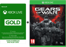 Microsoft Xbox Live Gold-Mitgliedschaft (12 Monate) + Gears of War Ultimate Edition
