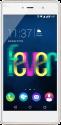 Wiko Fever 4G Dual-SIM, Schwarz / Gold