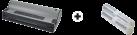 Solis Vac Prestige tipo 575 + Solis Sacchetti per sottovuoto 20x600cm