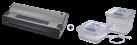 Solis Vac Prestige Typ 575 + Solis Vakuumierbehälter quadratisch