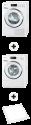 Miele WMH 100-22 + Miele TMG 800-40 CH + Miele WTV502