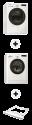 Whirlpool WAC 8645+ Whirlpool WRE 8315+ Whirpool AMC 949